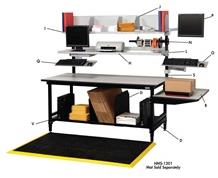 MANIFEST WORKSTATION BY DEHNCO