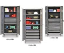 INDUSTRIAL CABINET WITH DRAWERS
